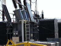 Transformer - Large (Electrical Substation)